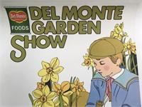 1969 Del Monte Foods Garden Show Poster