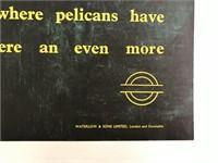 1955 London Transport Advertising Poster