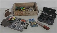 601- Online Only Tools, Garage items & more
