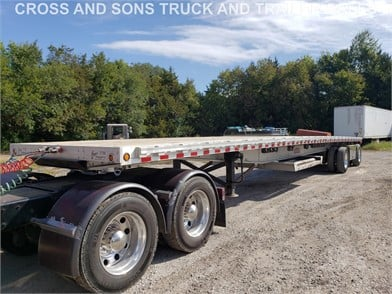 Used Trailers For Sale By Cross And Sons Inc 2 Listings Www Crossandsonsne Com Page 1 Of 1