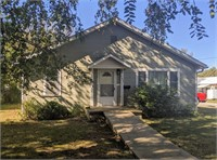 Marion County KS Real Estate Auction 303 S Lincoln Marion