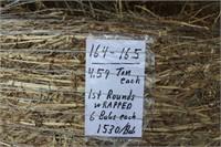 Hay, Bedding, Firewood #43 (10/23/2019)