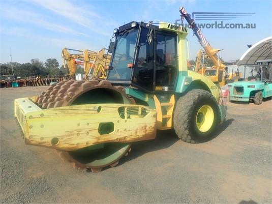 2012 Ammann ASC150D - Heavy Machinery for Sale