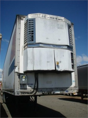 1994 Lucar Refrigerated Trailer - Trailers for Sale