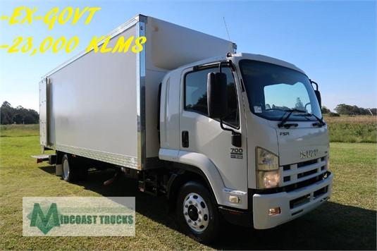 2009 Isuzu FSR700 Midcoast Trucks - Trucks for Sale
