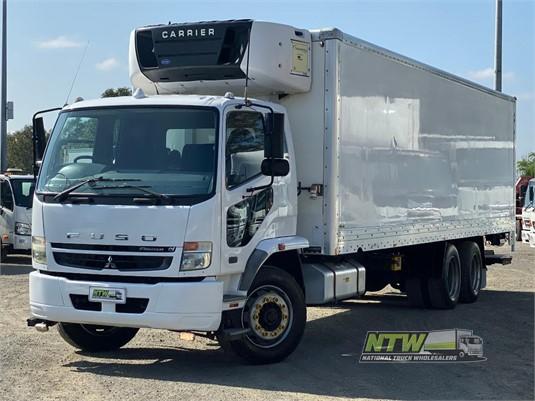 2010 Mitsubishi Fuso FIGHTER 2427 National Truck Wholesalers Pty Ltd - Trucks for Sale