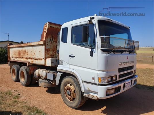 2000 Mitsubishi Fuso FV500 - Trucks for Sale