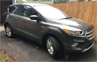 2017 Ford Escape, 26k Miles, 1-Owner Estate Car