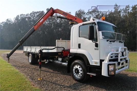 2008 Isuzu FVR 1000 Long - Trucks for Sale