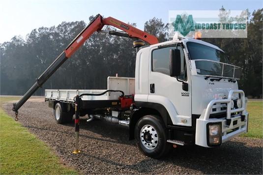2008 Isuzu FVR 1000 Long Midcoast Trucks - Trucks for Sale