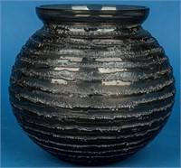 Art Deco Daum Nancy French Glass Vase