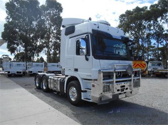 2014 Mercedes Benz Actros 2655 - Trucks for Sale