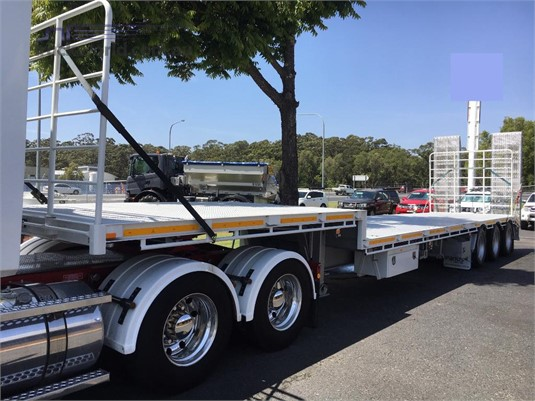 2019 Panus Drop Deck Trailer - Trailers for Sale