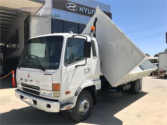 2007 Mitsubishi Fuso FK617 Adelaide Quality Trucks - Trucks for Sale