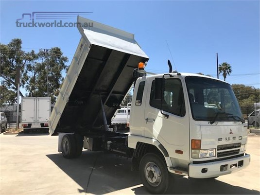 2007 Mitsubishi Fuso FK617 Adelaide Quality Trucks & AD Hyundai Commercial Vehicles - Trucks for Sale
