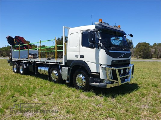 2018 Volvo FM500 - Trucks for Sale