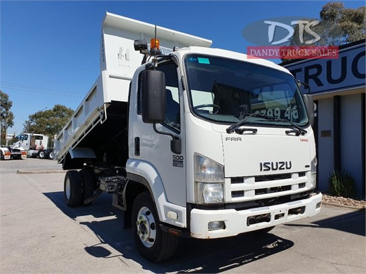 2010 Isuzu FRR 500 Short Dandy Truck Sales - Trucks for Sale