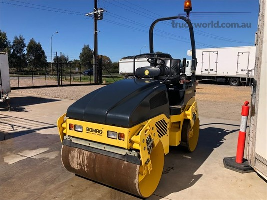 2010 Bomag BW120AD-4 Adelaide Truck Sales - Heavy Machinery for Sale