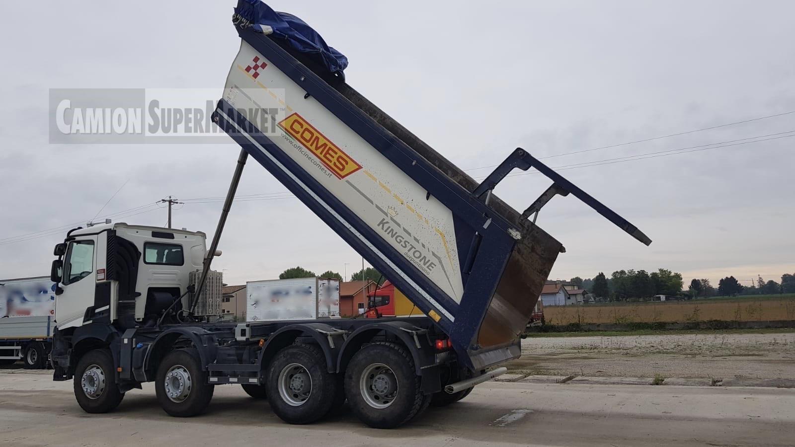 Renault KERAX 460 Uzywany 2017
