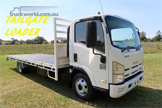 2011 Isuzu NPR300 - Trucks for Sale