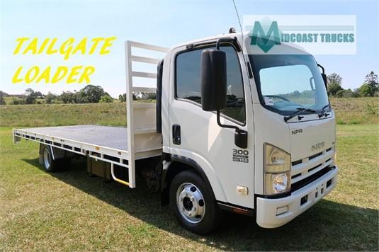 2011 Isuzu NPR300 Midcoast Trucks - Trucks for Sale