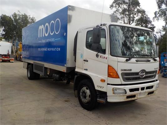 2008 Hino 500 Series 1727 GH - Trucks for Sale