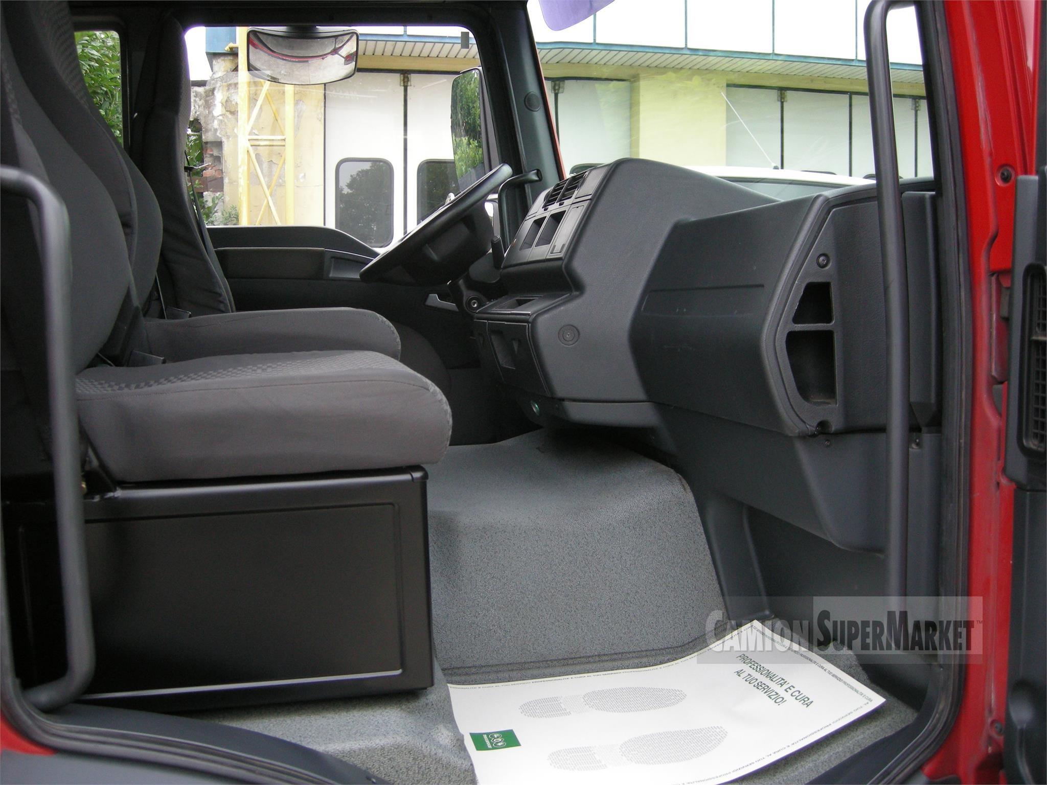 MAN TGL12.210 Uzywany 2007