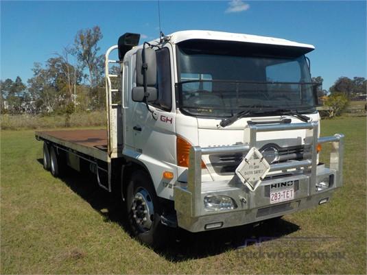 2009 Hino 500 Series 1727 GH - Trucks for Sale