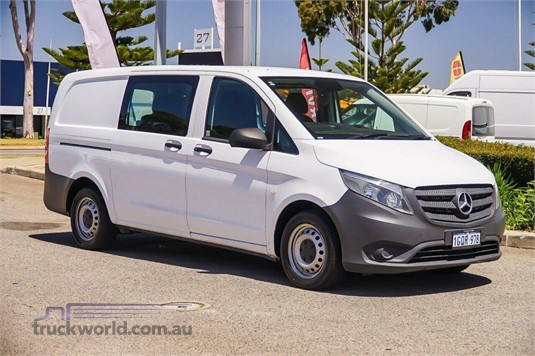 2015 Mercedes Benz Vito 114 Cdi - Light Commercial for Sale
