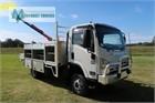 2014 Isuzu NPS 300 4x4 Service Vehicle