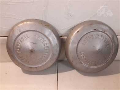 Vintage International Truck Hub Caps Other Items For Sale In