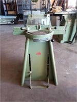 Equipment & Tool Consignment Auction