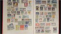 Poland Stamps in Stockbook Hundreds Used & Mint