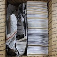 Malta Stamps Dealer Stock on Cards