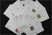 Monaco Stamps Dealer Stock on Cards
