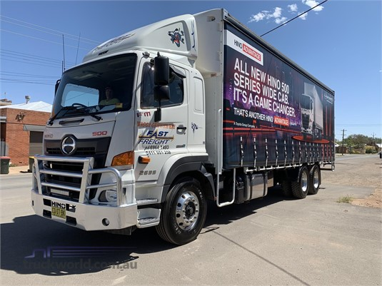 2016 Hino 500FM2635 - Trucks for Sale