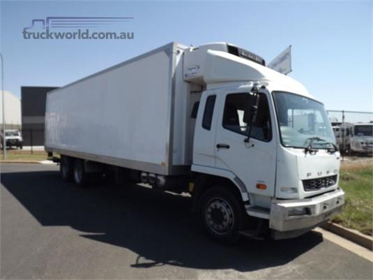2012 Fuso Fighter 2427 - Trucks for Sale