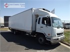2012 Fuso Fighter 2427 Refrigerated