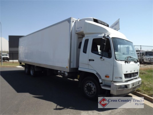 2012 Fuso Fighter 2427 Cross Country Trucks Pty Ltd - Trucks for Sale