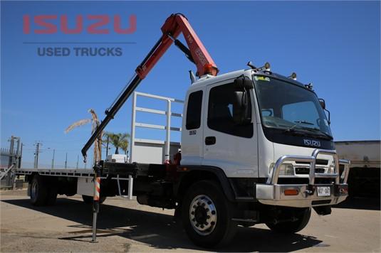 2003 Isuzu FTR 900 Used Isuzu Trucks - Trucks for Sale