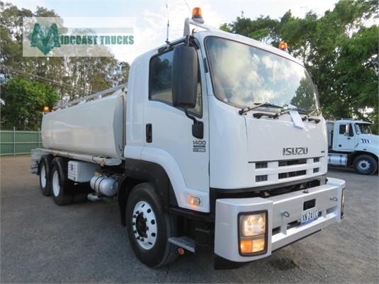 2009 Isuzu FVZ 1400 Auto Midcoast Trucks - Trucks for Sale