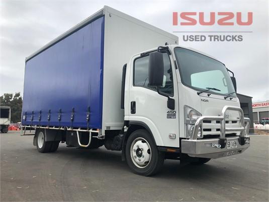 2008 Isuzu NQR 450 Used Isuzu Trucks - Trucks for Sale