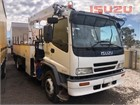 2006 Isuzu FTR 900 Elevated Work Platform