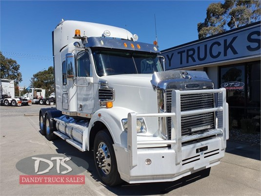2011 Freightliner Coronado 114 Dandy Truck Sales - Trucks for Sale