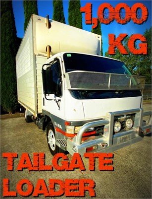 1996 Fuso Canter Southern Star Truck Centre Pty Ltd - Trucks for Sale