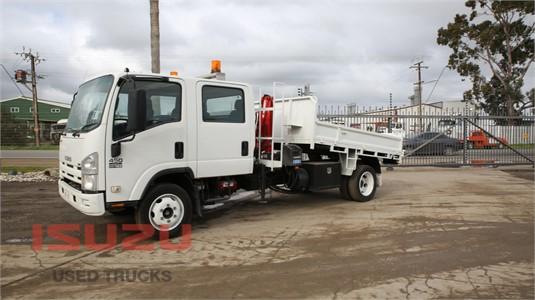 2008 Isuzu NQR 450 Crew Used Isuzu Trucks - Trucks for Sale