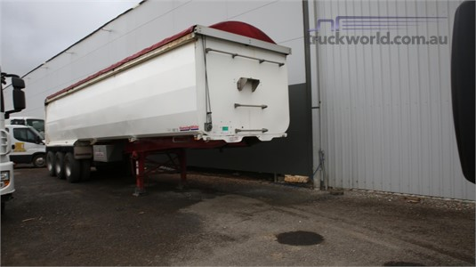 2014 Hamelex White Tipper Trailer - Trailers for Sale