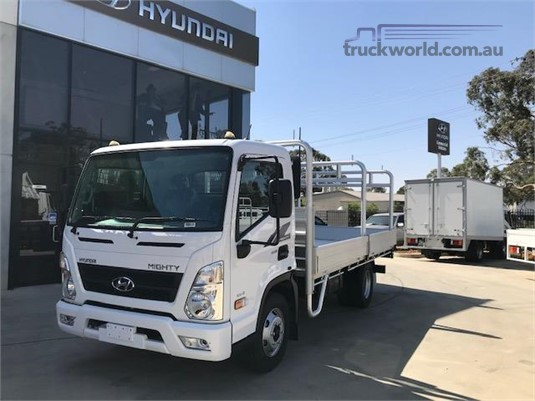 2017 Hyundai Mighty EX4 MWB AD Hyundai Trucks & Commercial Vehicles - Trucks for Sale