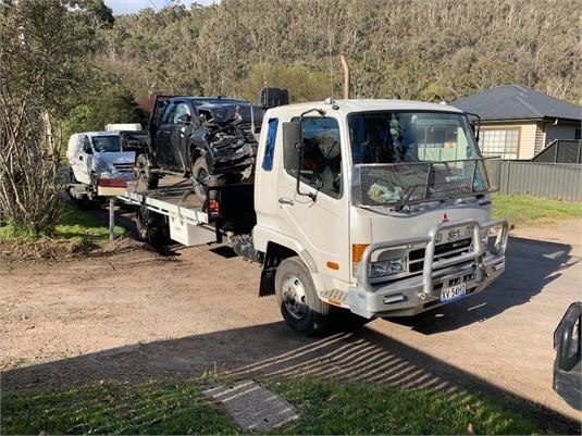 2007 Mitsubishi Fuso FIGHTER 6 - Trucks for Sale