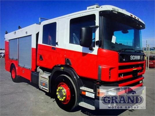 1999 Scania P94D Grand Motor Group - Trucks for Sale